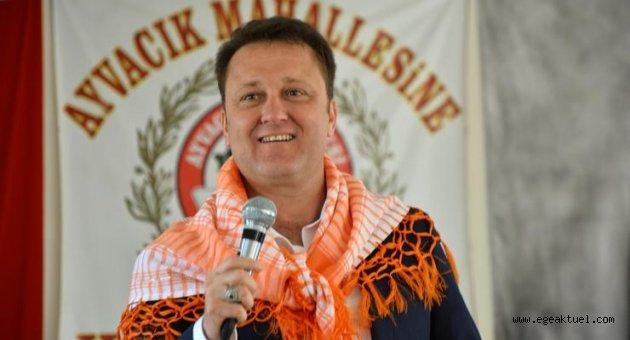 Başkan Serdar Aksoy konukevini sağlık çalışanlarına tahsis etti