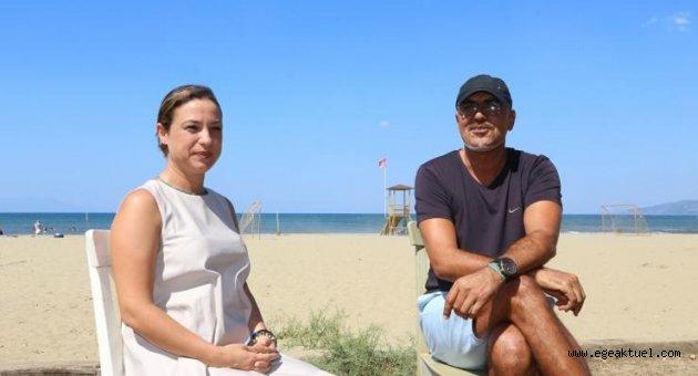 Efes Selçuk'ta Avrupa Plaj Voleybolu Şampiyonası için geri sayım başladı