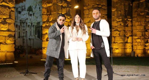 Efes Selçuk'tan ilgi çeken müzik klibi