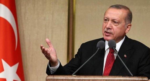 Erdoğan'dan ABD'ye kritik güvenli bölge mesajı