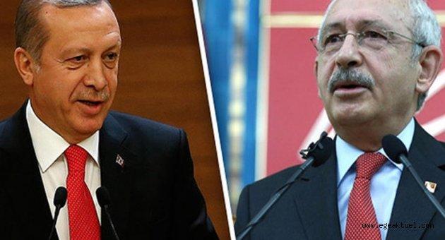 Erdoğan'dan Kılıçdaroğlu'na İzmir daveti!