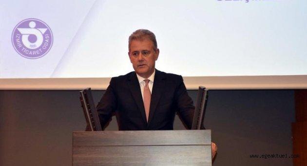 İTO Başkanı Özgener, Çin üretimindeki azalmaya dikkat çekti