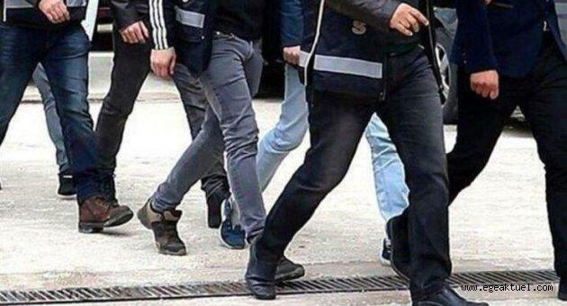İzmir merkezli FETÖ/PDY operasyonu: 132 gözaltı kararı