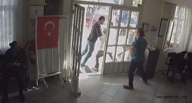 İzmir'de doktora jiletli saldırıda yeni gelişme: Doktora kafa atan saldırgan yakalandı