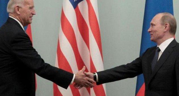 Putin-Biden görüşmesi
