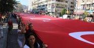 """9 Eylül coşkusu """"Zafer Yürüyüşü"""" ile başladı"""