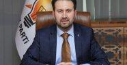 AK Partili Çiftçioğlu kongre öncesi aday olmayacağını duyurdu