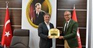 """Altay Spor ve Eğitim Vakfı'ndan Başkan İduğ'a: """"Her zaman destekçiniz olacağız"""""""