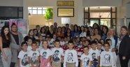 """EÜ'de """"Bugünün Minikleri Yarının Gençleri Atatürk ve Bayrak'' Atölyesi"""