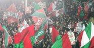 Karşıyaka Stadı için yeşil-kırmızılı taraftalar harekete geçti