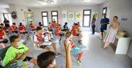 Selçuk Efes Spor Kulübü'nden Efes Tarlası Yaşam Köyü'ne ziyaret