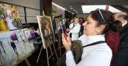 Sevginin resmini çizdiler