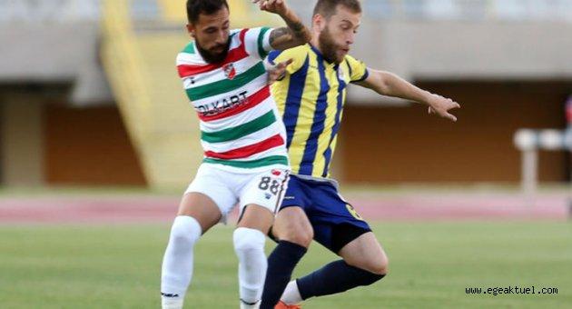 TSYD'de finalin adı: Altınordu-Menemenspor