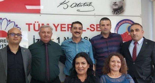 Tüm Yerel Sen'de seçim süreci başladı